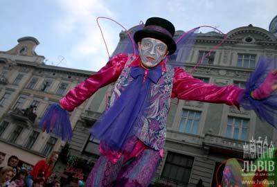 У середині жовтня Львів перетвориться на театральну столицю Європи