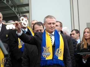 ЄВРО може відбутися у шести українських містах