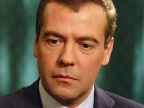 Американські експерти передбачили відставку Медведєва і розкол України